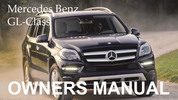 Thumbnail MERCEDES BENZ 2009 GL-CLASS GL320 BLUETEC GL450 GL550 OWNERS OWNER'S USER OPERATOR MANUAL