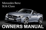 Thumbnail MERCEDES BENZ 2009 SLK-CLASS SLK300 SLK350 SLK55 AMG OWNERS OWNER'S USER OPERATOR MANUAL