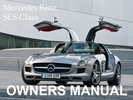 Thumbnail MERCEDES BENZ 2011 SLS-CLASS SLS AMG OWNERS OWNER'S USER OPERATOR MANUAL