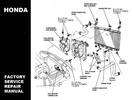 Thumbnail HONDA CONCERTO 1990 1991 1992 1993 1994 FACTORY SERVICE REPAIR WORKSHOP MANUAL
