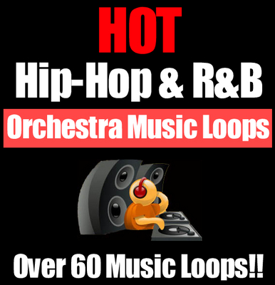 Pay for HOT Hip-Hop & R&B Orchestra Music Loops!!