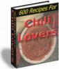 Thumbnail 600 Chilli recipes