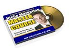Thumbnail niche marketing master course