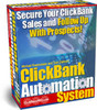 Thumbnail ClickBank Automation Protection (with resell rights)