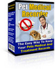Thumbnail Pet Medical Recorder (with resell rights)