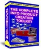 Thumbnail The Complete Info Toolkit (with resell rights)