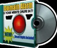 Thumbnail domain alarm (with resell rights)
