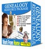 Thumbnail Genealogy Resource Package (with MRR)