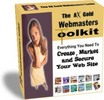 Thumbnail The AX Gold Webmasters Toolkit (with MRR)