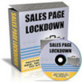 Thumbnail Sales Page Lockdown. (with PLR)