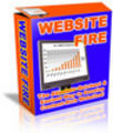 Thumbnail website content fire. (with PLR)