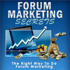 Thumbnail Forum Marketing Secrets (with MRR)