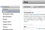 Thumbnail Hide Items In The Wordpress Sidebar (with PLR)
