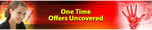Pay for One Time Offers Uncovered