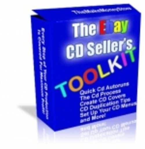 Pay for Ebay CD Sellers Toolkit (with MRR)