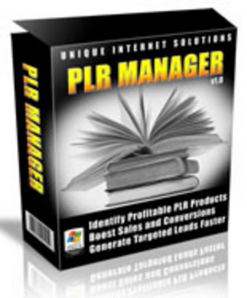 Pay for PLR Manager (with MRR)