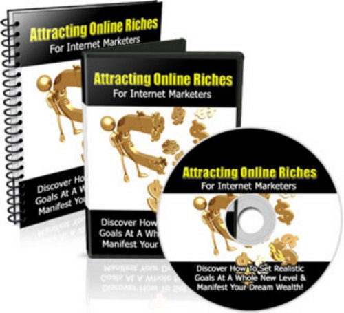 Pay for Attracting Online Riches (with MRR)