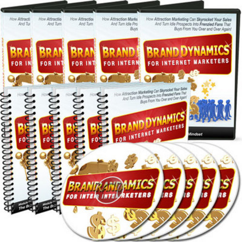 Pay for Brand Dynamics For Internet Marketers (with MRR)
