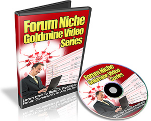 Pay for Forum Niche Goldmine (with RR)