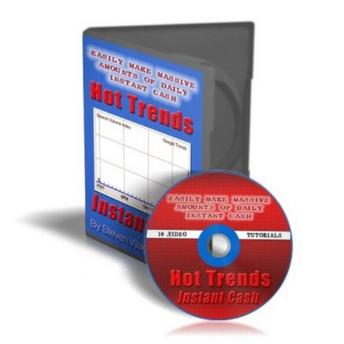 Pay for Hot Trends Instant Cash (with RR)