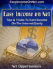 Thumbnail Easy Income on the Net