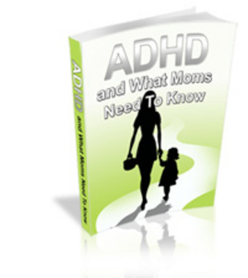 Pay for ADHD Kids Guide for Mom