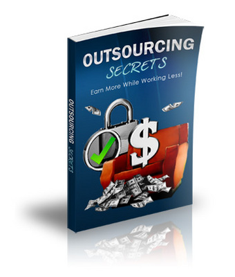 Pay for Outsourcing Secrets