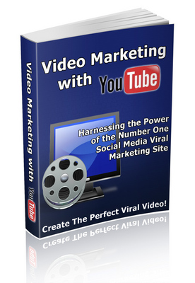 Pay for Video Marketing with YouTube EBook With PLR