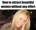 Thumbnail How to attract beautiful women without any effort