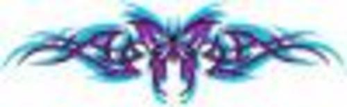 Pay for Butterfly Tattoos (Color)