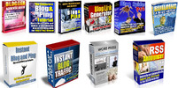Thumbnail Webmaster Complete Blog and RSS Package