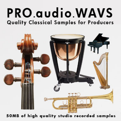 Pay for PRO.audio.WAVS - Classical