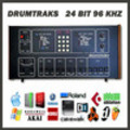 Thumbnail Sequential Circuits DrumTraks vintage drum machine original 24 bit 96Khz 24bit 96 khz sampl