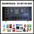 Thumbnail Sequential Circuits DrumTraks vintage drum machine original 24 bit 96Khz 24bit 96 khz sample