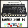 Thumbnail Simmons digital drum clap trap sounds analog vintage drum machine loop loops sample