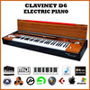 Thumbnail Hohner Clavinet D6 reason kontakt apple logic exs24 samples