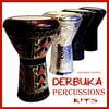 Thumbnail  Derbuka darbuka darabuka doumbek Arabic percussion sound