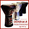 Thumbnail  Derbuka darbuka darabuka doumbek Arabic percussion sound