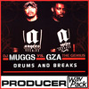 Thumbnail hip hop drum loop break rap breakbeat sound fl studio GZA Dj muggs Kit