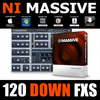 Thumbnail Down FX for native instruments MASSIVE nmsv presets patches