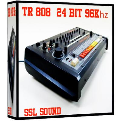 Pay for Roland tr808 tr-808 tr 808 24 bit drum vintage sample