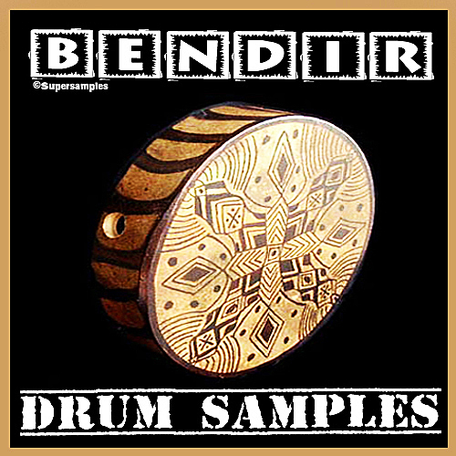 Pay for Bendir Arabic percussion drum samples reason kontakt mpc SF2