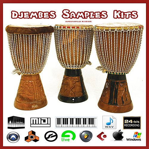 Pay for Djembe africa african percussion reason maschine mikro sf2