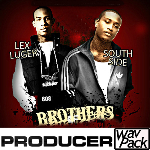 Pay for lex luger south side 808 Trap dirty south tr808 fl studio 11