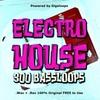 Thumbnail GigaLoops - Electro House - 300 Bass Loops