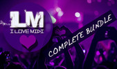 Thumbnail HUGE MIDI BUNDLE (EDM, Urban & Pop Hooks)