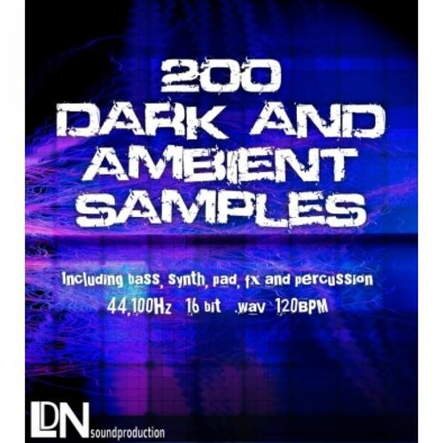 Pay for 200 Dark & Ambient Samples