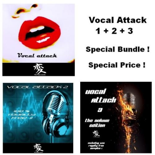 Pay for Wide Range Electric - Vocal Attack - Special Bundle