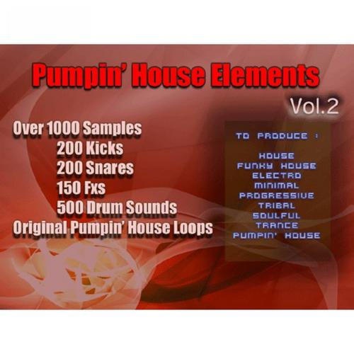 Pay for Pumpin House - Volume 2