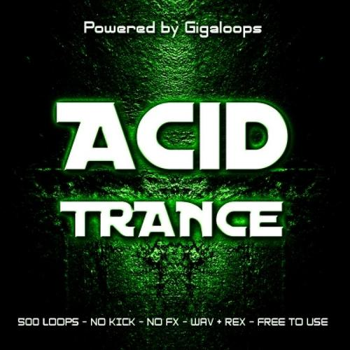 Gigaloops acid trance 500 loops download accompaniment for Acid house production